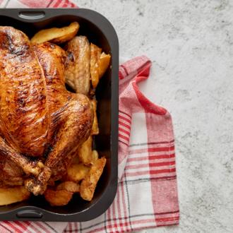 Glazed Maple Turkey