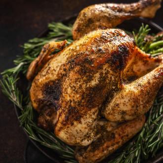 Simple 5 Ingredient Turkey