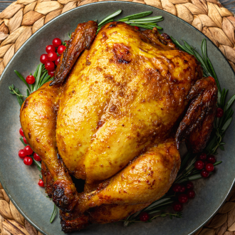 Turkey Crown Recipe
